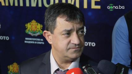 Иван Иванов: Не е важен броят на медалите, а цветът им
