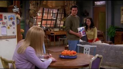 Friends / Приятели - Сезон 6 Епизод 21 - Bg Audio - | Част 1/2 |