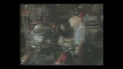 Motley Crue - Road Tips (1987)