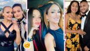 Гордост и щастие: фолк звезди трогнаха с мили семейни снимки