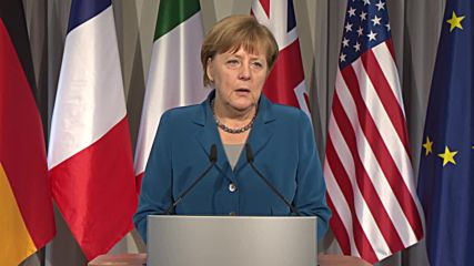 Germany: Merkel says security will be tackled in 'close cooperation' with US