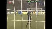 Всички голове и скандалните последни 10 минути от мача Левски - Миньор