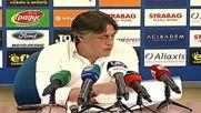 През сълзи, Иво Тонев обяви: Давам оставка