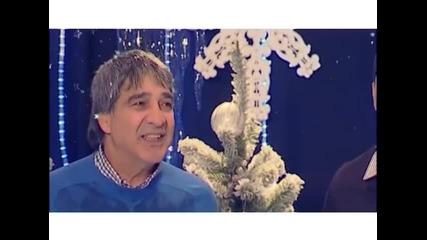 Ljuba i Dejan Alicic - Dajte da pije drugar moj - Novogodisnji program - (TvDmSat 2011)