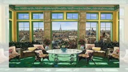 Летни дни в Париж ... (painting)