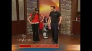 Trish Stratus on Daytime