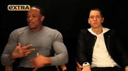 Eminem and Dr Dre - Interview on I Need A Doctor [hq] [2011)