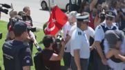 Greece: Alleged Turkish coup plotters face trial over illegal entry into Greece