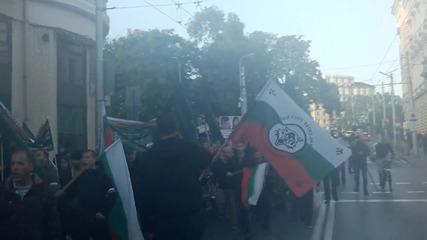 """""""национална Съпротива"""" - """"вън нелегалните имигранти - ислямисти от България"""""""