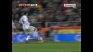 18.04 Real Madrid 2:0 Valencia - Cristiano Ronaldo Goal!
