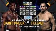 Ovince Saint Preux vs Rafael Feijao (ufc Fight Night 82, 06.02.2016)