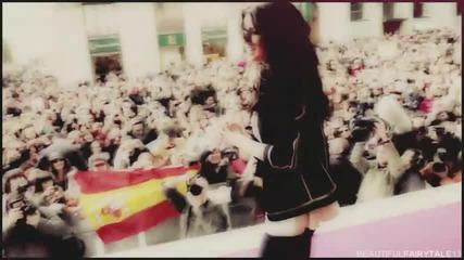 Selena Marie Gomez - Support Video