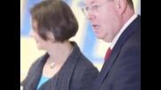 Основните кандидати за канцлерския пост в Германия упражниха правото си на глас