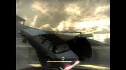 Need For Speed Most Wanted Разбиване на Куките и Stunts