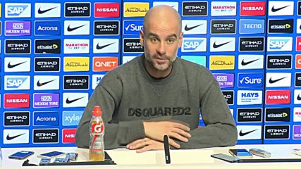 UK: Guardiola talks gameplan ahead of EFL return leg semifinal against Burton