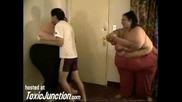 Дебеланите Се Забавляват