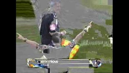 Велик Бербатов! Тотнъм - Рединг 29.12.2007 (цял мач) (част 1)