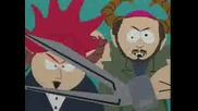 South Park - Terrance And Fillip behind Blow
