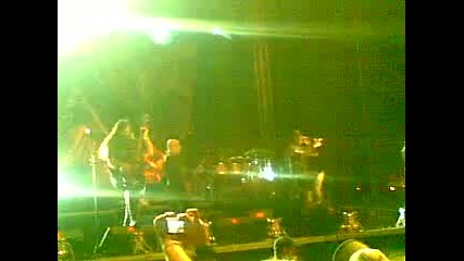 Dimmu Borgir 15.08.2009 kavarna