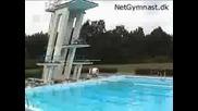 Trampoline Diving