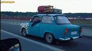 Trabant 601s Oldschool