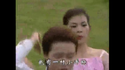 Китаец пее песента на Илиян - смях!
