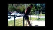 Стриит Фитнес Тренировка След Училище