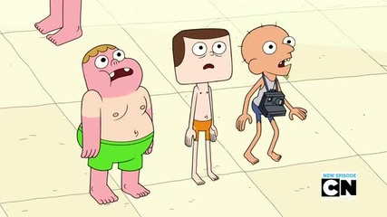 Кларънс (Clarence)-Water park S01 E44