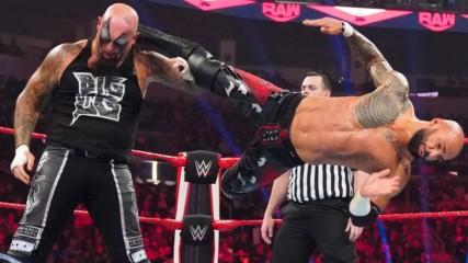 Ricochet vs. Luke Gallows: Raw, Feb. 24, 2020