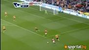 Уулвърхaмптън - Ман Юнайтед 0:5