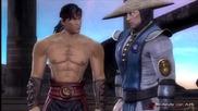 Mortal Kombat 9 Chapter 15 Nightwolf