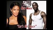 Cassie ft. Akon - Lets get Crazy