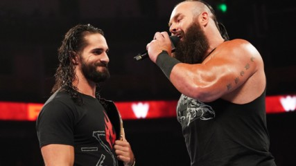 Braun Strowman accepts Seth Rollins' challenge: Raw, Sept. 23, 2019