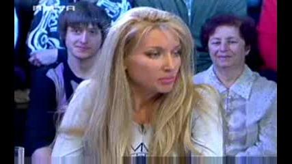 Мис България 2009 се държи нагло в Часът На Милен Цветков