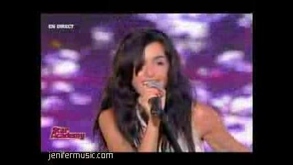 Jenifer - Comme Un Hic @ Star Academy 7
