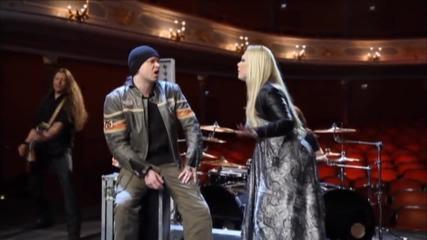 *превод* Michael Kiske & Amanda Somerville - Silence (official video)