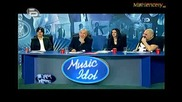 Травестит В Music Idol 3 * Exclusive *