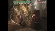 Devil May Cry Dantes great fight