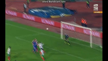 България 0:1 Хърватия (бг аудио)