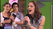 Violetta Season 1 - Violetta chante 'en Mi Mundo' (episode 13)