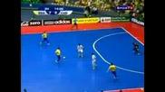 Brazil 9 - 0 Cuba (futsal Fifa World Cup) 2008