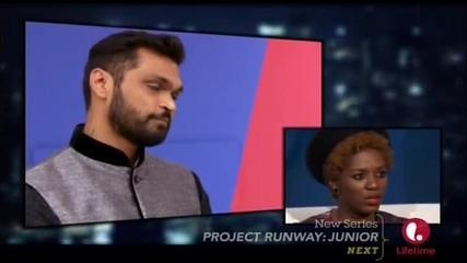 Project runway / Топ дизайнер s14e15 Reunion