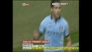 """""""Уест Хем"""" - """"Манчестър Юнайтед"""" 2-2 с гол от засада на Ван Перси"""