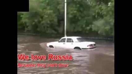 love - russia