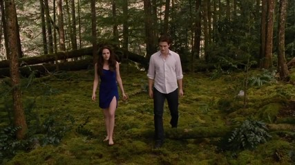 Twilight Breaking Dawn Part 2 Clip keep your distance Hd