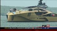 """"""" Златната яхта"""" от Palmer Johnson Yachts за десетки милиони долари!"""