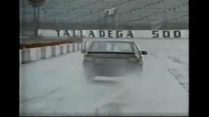 saab 9000 turbo talledega advertisement 1987