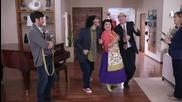 Смях: Олга, Бето и Рамашо пеят Voy Por Ti Виолета 3 + Превод