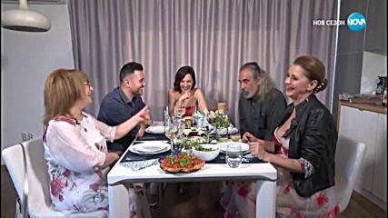 Гергана Алексиева посреща гости - Черешката на тортата (18.07.2019)