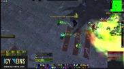 World of Warcraft - Boss Horridon (5.2 Ptr)